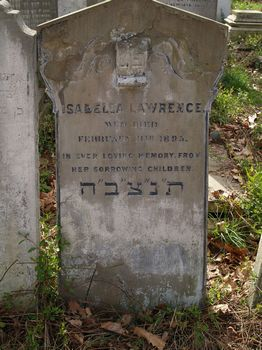 Lawrence, Isabella (married name)