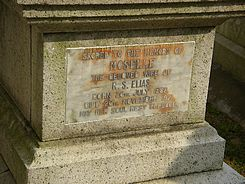 Elias, Moselle (married name)