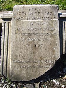 Sergie, Abraham Fisher