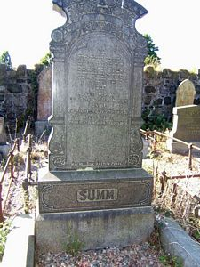 Summ, Annie (married name)