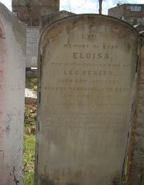 Berger, Eloisa (married name)