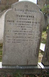 Straus, Henrietta (married name)