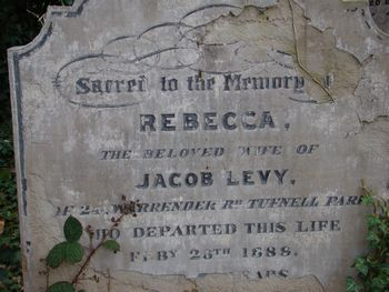 Levy, Rebecca (married name)