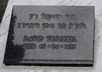 Yehezkel, David
