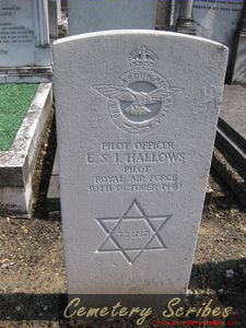 Hallows E S I WW2 31-10-1940